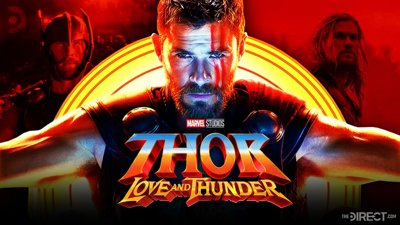 Thor and Thor: Love and Thunder logo