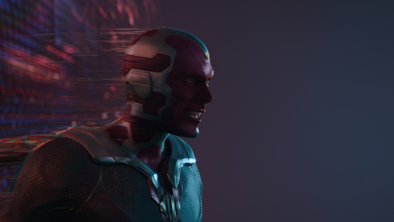 Vision Dying Scene
