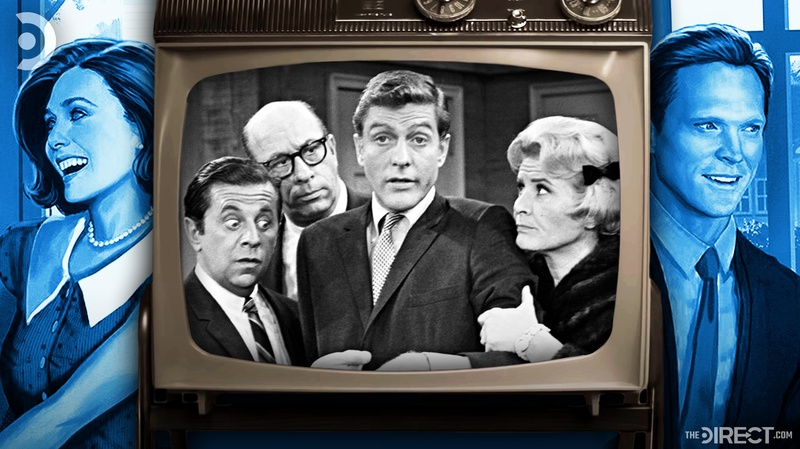 Wanda, The Dick Van Dyke Show on TV, Vision