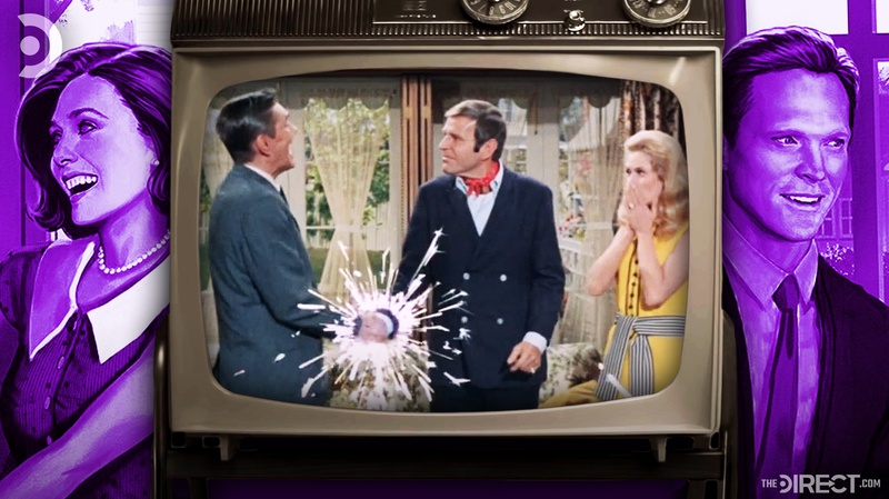 Wanda, Bewitched on TV, Vision