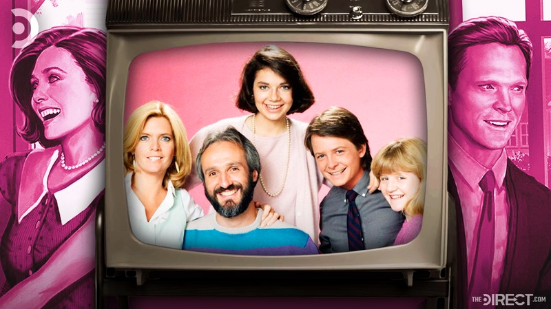Wanda, Family Ties on TV, Vision
