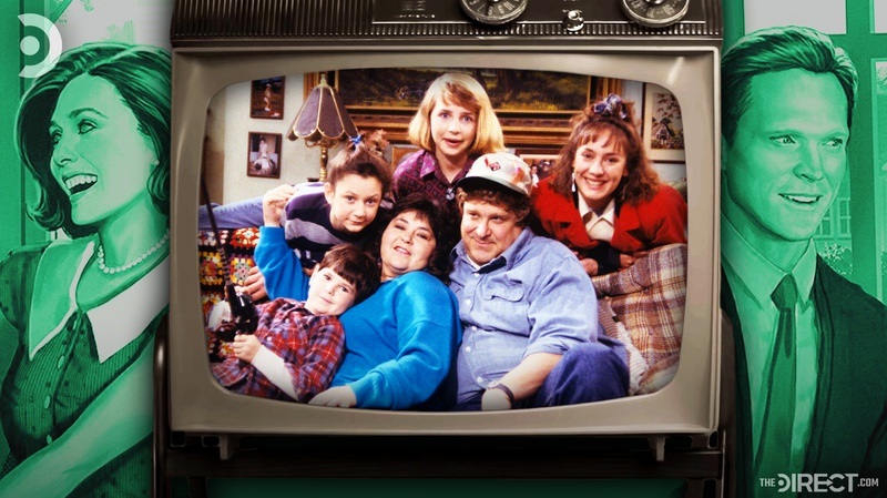 Wanda, Roseanne on TV, Vision