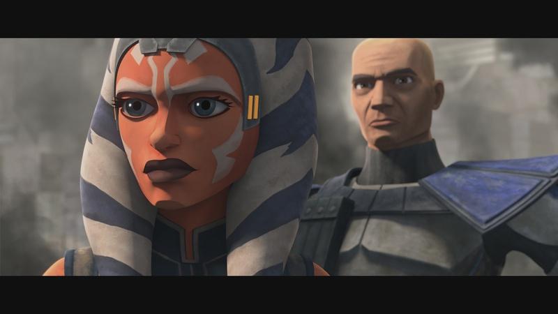 Clone Wars Ahsoka Captain Rex