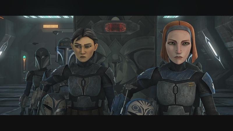 Clone Wars Bo-Katan