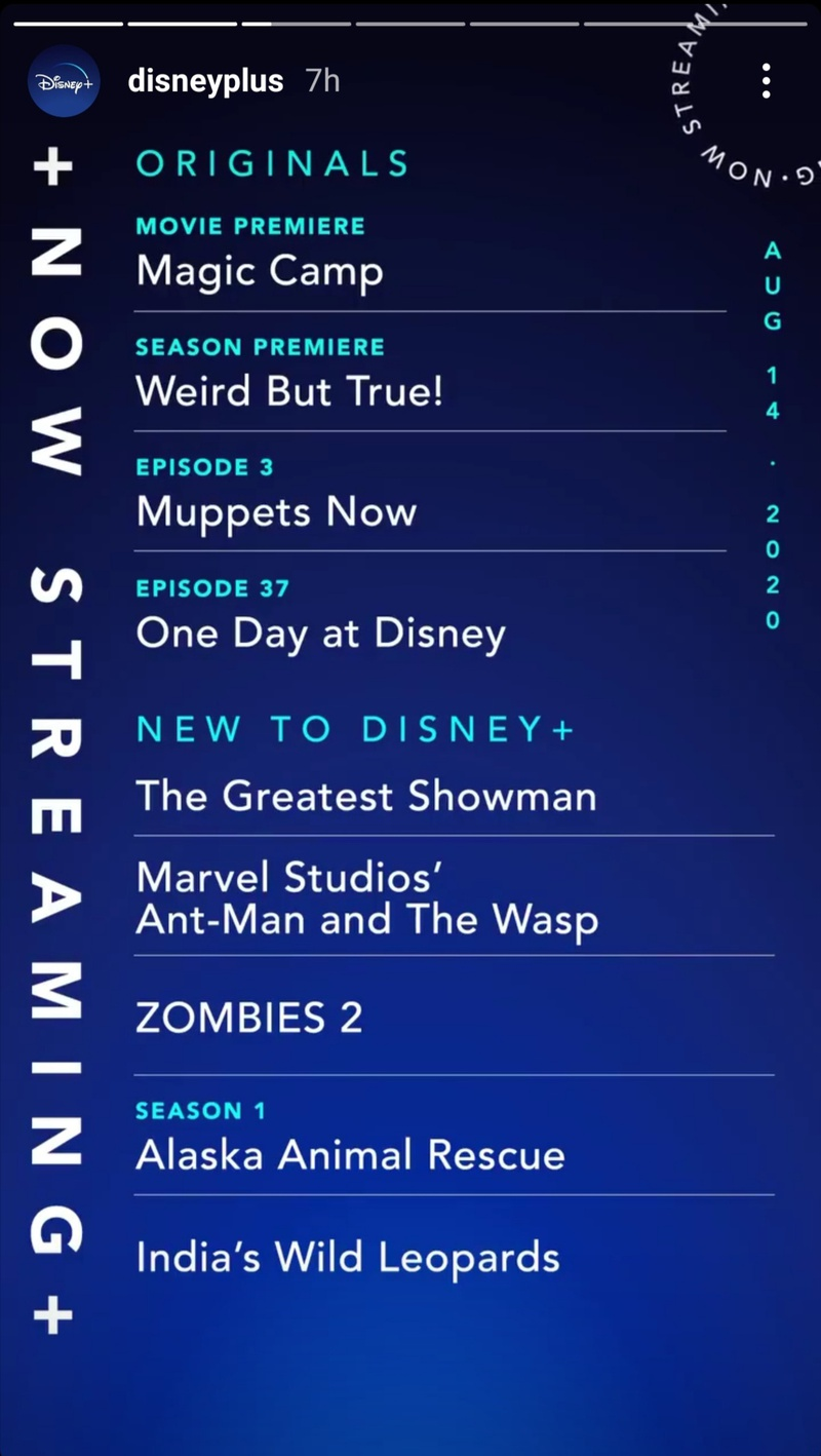 Ant-Man and the Wasp Disney+ Release