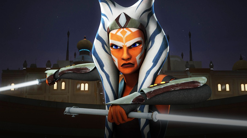Ahsoka in Star Wars: Rebels (Season 2)