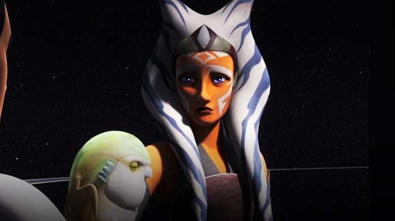 Ahsoka in Star Wars: Rebels (Season 4)