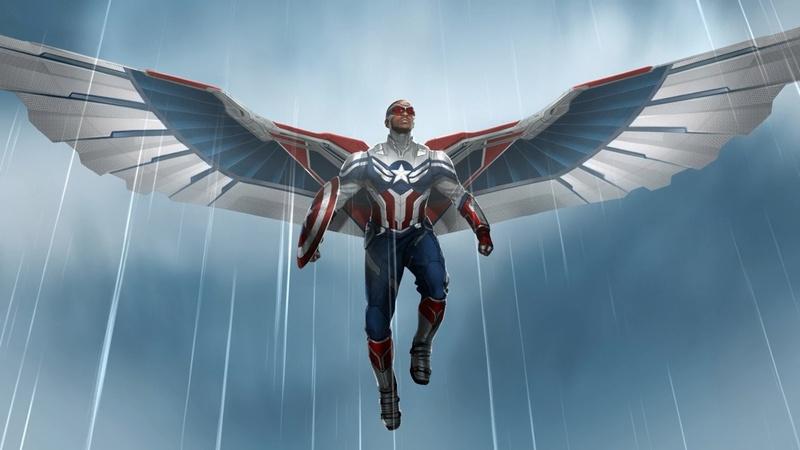 Sam Wilson Captain America 1