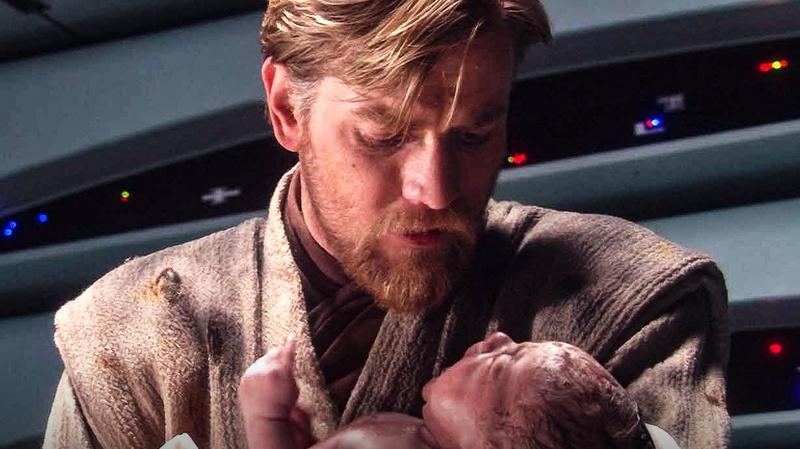 Baby Obi Wan Kenobi