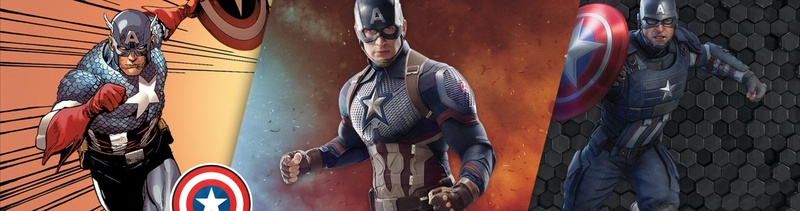 Falcon and the Winter Soldier, Chris Evans, Captain America