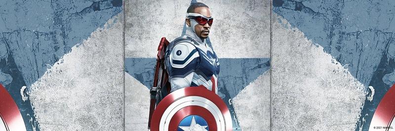 The Falcon and the Winter Soldier, Falcon, Captain America, Sam Wilson