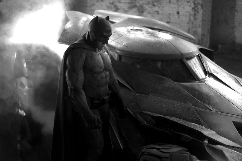 Ben Affleck Batman Official