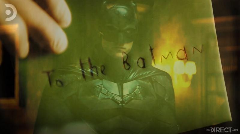 The Batman Trailer Screenshot card