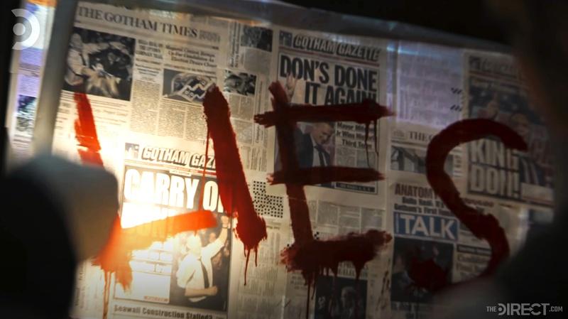 The Batman Trailer Screenshot LIES