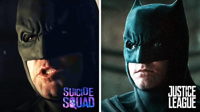 Batman Comparison 1