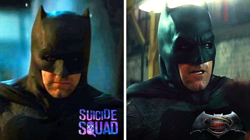 Batman Comparison 2