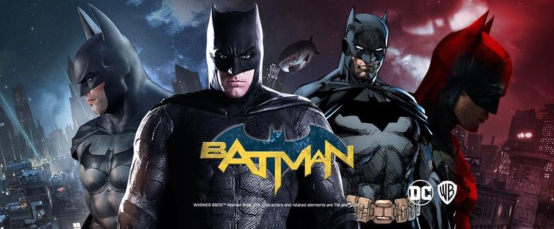 Batman Covers