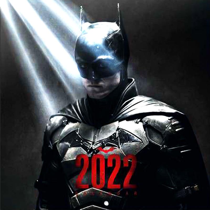 The Batman Robert Pattinson poster