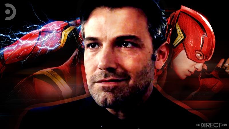 Ben Affleck's Bruce Wayne, The Flash