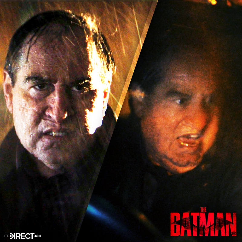 The Batman Colin Farrell
