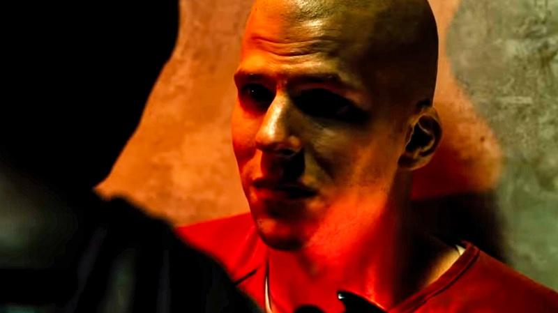 Lex Luthor Jail Batman v Superman