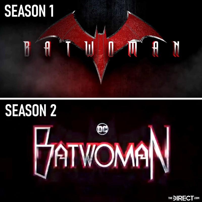 Batwoman comparison