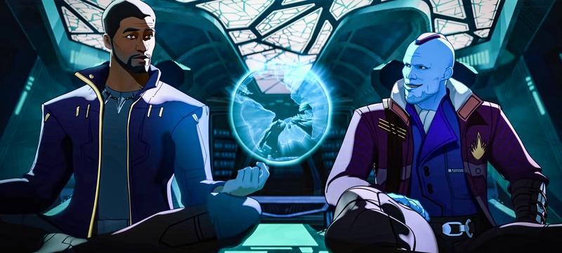 Yondu Star-Lord