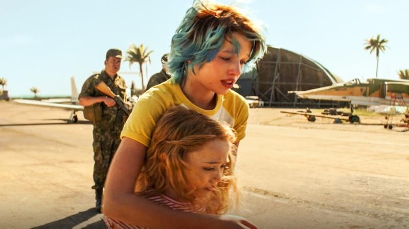 Young Natasha and Yelena