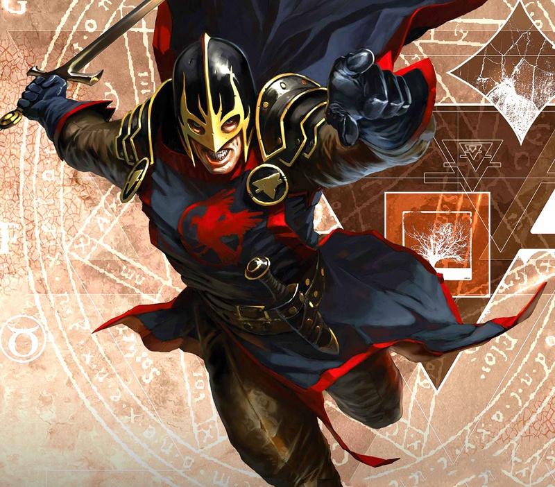 Black Knight Marvel comics