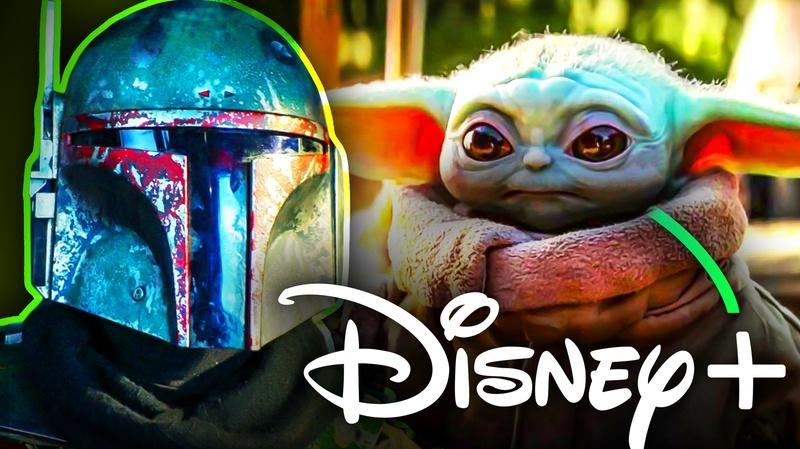 Boba Fett Baby Yoda