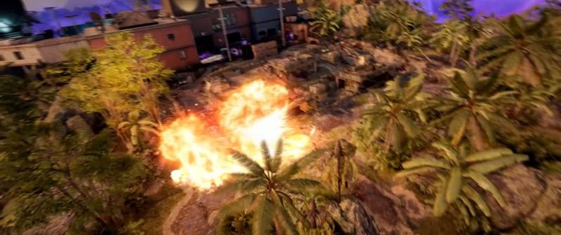 Firebase Z Bombing Run