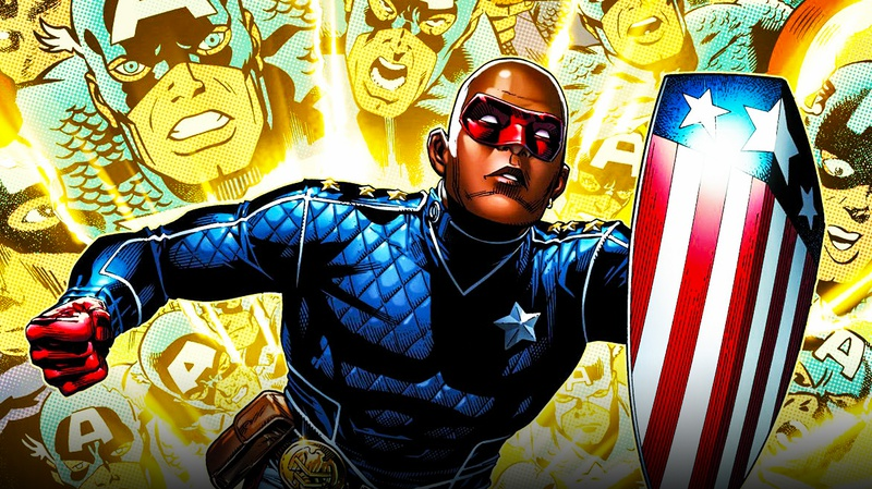 Young Avengers Patriot