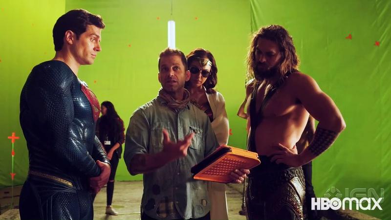 Snyder Cut Featurette