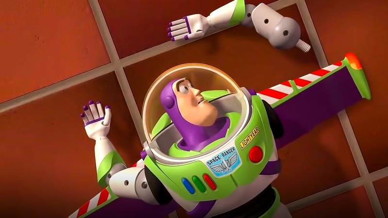 Buzz Lightyear Loki