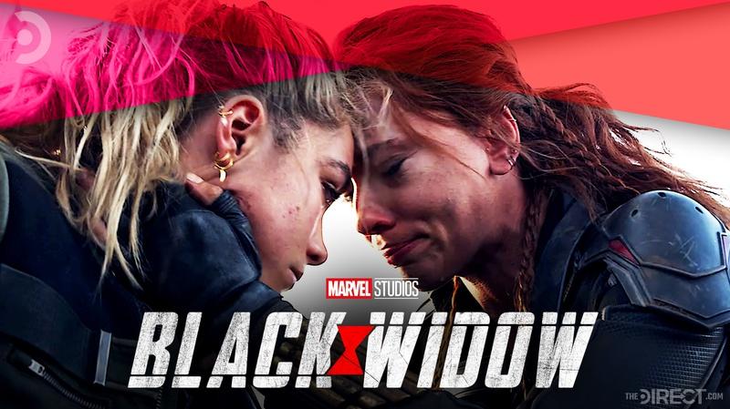 Black Widow, Yelena Belova  together