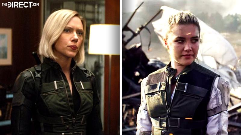 Black Widow Vest Infinity War