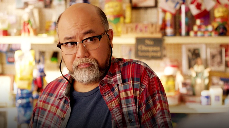 From Kim's Convenience