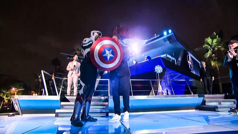 Avengers Campus 2