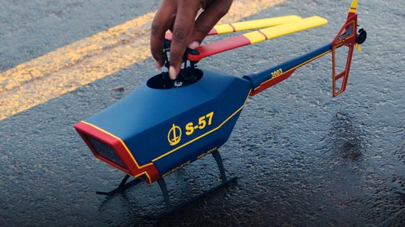 SWORD drone