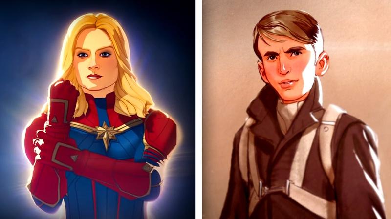 captain-marvel-captain-america