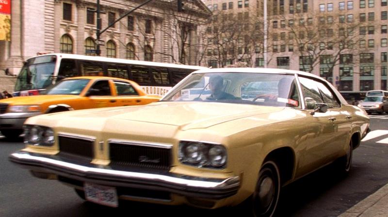 Uncle Ben's Car Spider-Man 2002