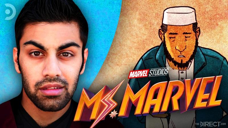 Saagar Shaikh, Ms. Marvel