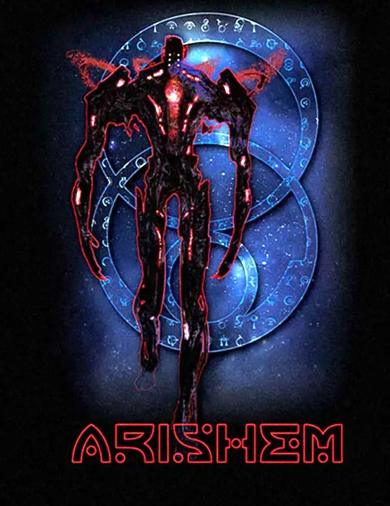Marvel's Eternals Arishem