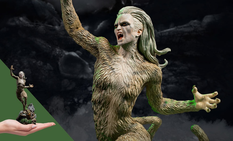Cheetah Collectible Figure from Sideshow
