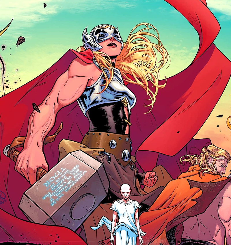 Mighty Thor cover