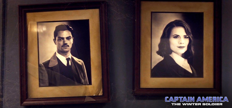 Howard Stark, Peggy Carter