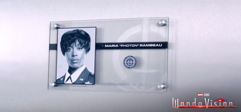 Maria Rambeau WandaVision