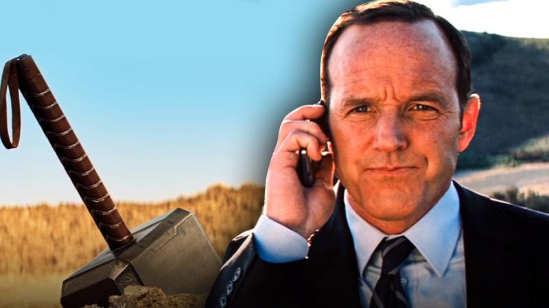Mjolnir, Agent Phil Coulson