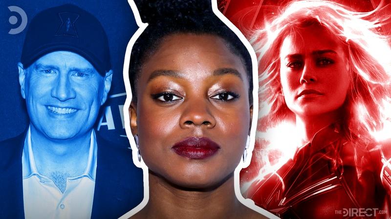 Kevin Feige, Nia DaCosta, Captain Marvel