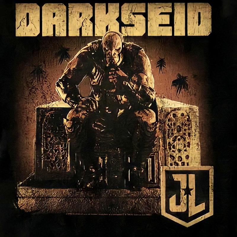 Darkseid Justice League Promo art